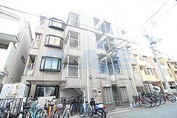 大阪府大阪市住吉区我孫子5丁目の賃貸マンションの外観