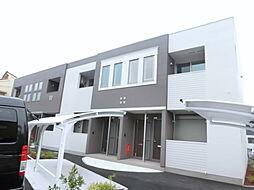 JR総武本線 稲毛駅 バス20分 千葉北高校下車 徒歩10分の賃貸アパート