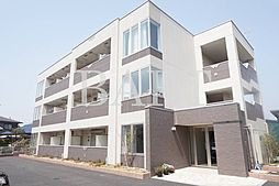 神奈川県茅ヶ崎市柳島2丁目の賃貸マンションの外観
