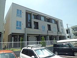埼玉県川口市芝下3丁目の賃貸アパートの外観