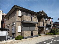 滋賀県彦根市小泉町の賃貸アパートの外観