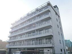 滋賀県近江八幡市鷹飼町南3丁目の賃貸マンションの外観