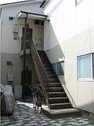 松本コーポ[202号室]の外観