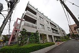アパートメントハウス・ダニエリ[3階]の外観