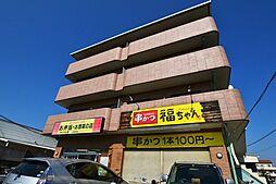 大阪府羽曳野市野の賃貸マンションの外観