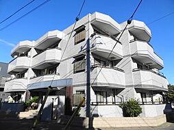コスタニアマンション[3階]の外観