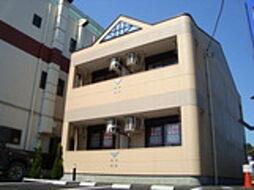 グランレユシール[2階]の外観