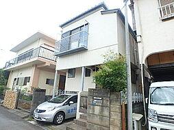 [一戸建] 東京都八王子市絹ケ丘3丁目 の賃貸【/】の外観