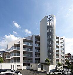 東京都杉並区高井戸東3丁目の賃貸マンションの外観