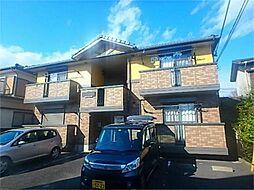 神奈川県相模原市緑区相原1の賃貸アパートの外観