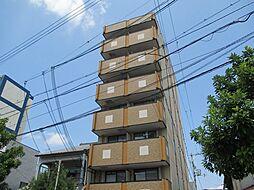 シャルル上新庄[4階]の外観