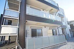 神奈川県横浜市港南区上大岡西3の賃貸アパートの外観