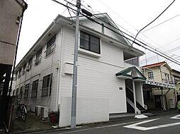 アパートメントハウス上島[2階]の外観