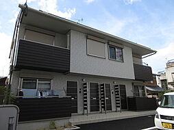 滋賀県彦根市中央町の賃貸アパートの外観