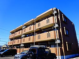 茨城県筑西市市野辺の賃貸マンションの外観