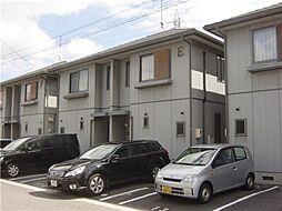 [タウンハウス] 岡山県倉敷市西富井 の賃貸【/】の外観