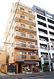 平間ロイヤルマンション[1階]の外観