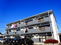栃木県小山市犬塚8丁目の賃貸マンションの外観