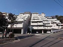兵庫県明石市朝霧北町の賃貸マンションの外観