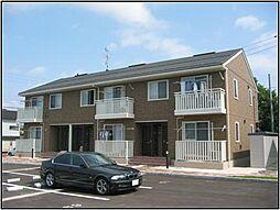 ロイヤルガーデン南城 G棟[203号室]の外観