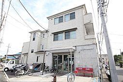 神奈川県川崎市高津区北見方1丁目の賃貸アパートの外観