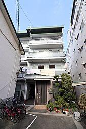 大阪府大阪市城東区蒲生1丁目の賃貸マンションの外観