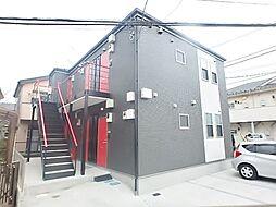 神奈川県相模原市南区西大沼1の賃貸アパートの外観