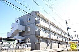 千葉県市川市高谷2丁目の賃貸マンションの外観