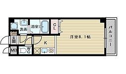 リセスコート2[3階]の間取り