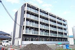 滋賀県東近江市猪子町の賃貸マンションの外観