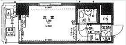 パークハイツ日本橋蛎殻町[8階]の間取り