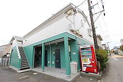 神奈川県平塚市南原2丁目の賃貸アパートの外観