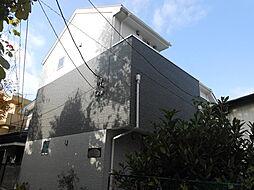 ラスティア綱島西[101号室]の外観