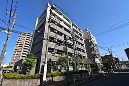 メゾンドファミーユ鶴見緑地公園[4階]の外観