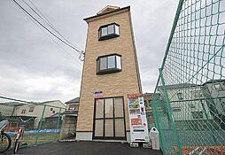 大阪府寝屋川市初町の賃貸アパートの外観
