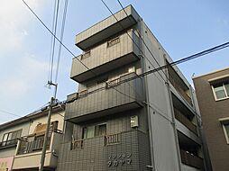 マンションタカヤマ[1階]の外観