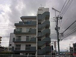 合川ハイツ[202号室]の外観