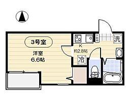 仮称)江東区大島8丁目計画[2階]の間取り
