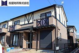 愛知県田原市田原町汐見の賃貸アパートの外観