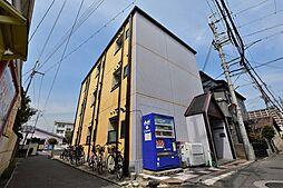 大阪府松原市上田5丁目の賃貸マンションの外観