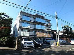 北海道札幌市中央区南十四条西16丁目の賃貸マンションの外観