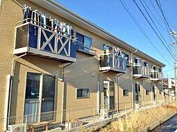 長野県佐久市中込三石の賃貸アパートの外観