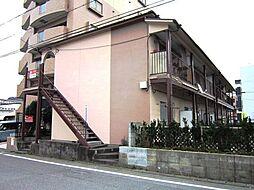 高田コーポラス[203号室]の外観