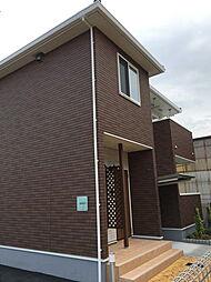 愛知環状鉄道 北岡崎駅 徒歩16分の賃貸アパート