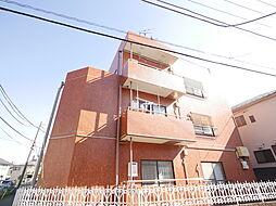 神奈川県相模原市南区相武台1の賃貸マンションの外観