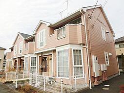 千葉県大網白里市みずほ台3丁目の賃貸アパートの外観