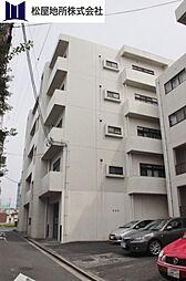 愛知県豊橋市白河町の賃貸マンションの外観