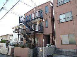 岩隈ハイツ1号[302号室]の外観