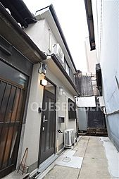 [一戸建] 大阪府大阪市中央区上汐1丁目 の賃貸【/】の外観