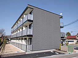 愛知県春日井市知多町3丁目の賃貸アパートの外観